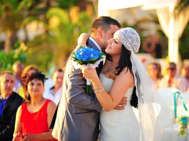 La boda de Isa y Fer