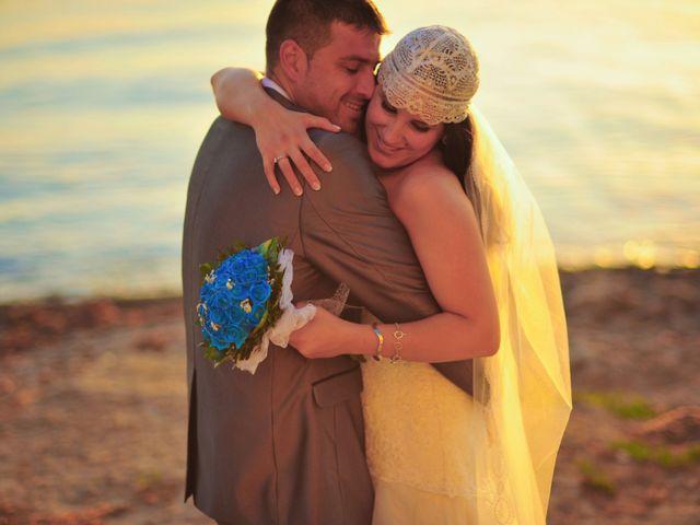 La boda de Fer y Isa en La Manga Del Mar Menor, Murcia 4