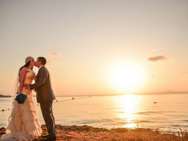 La boda de Fer y Isa en La Manga Del Mar Menor, Murcia 5