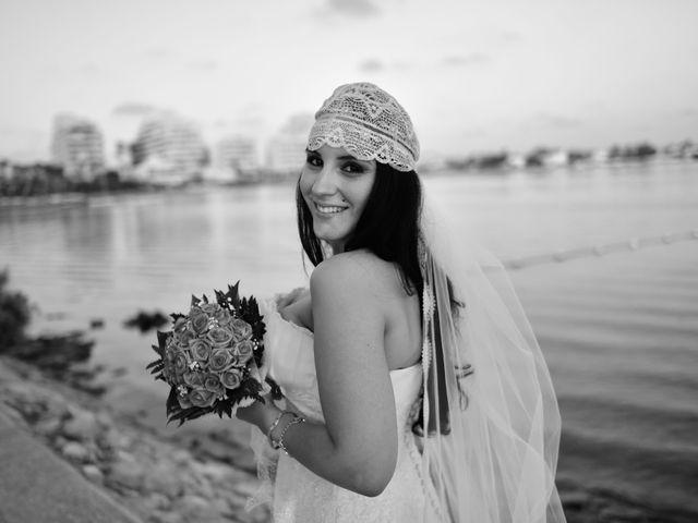 La boda de Fer y Isa en La Manga Del Mar Menor, Murcia 8
