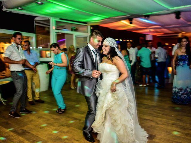 La boda de Fer y Isa en La Manga Del Mar Menor, Murcia 14