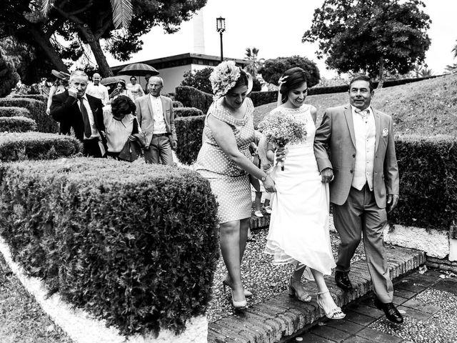 La boda de Omar y Eli en Palos De La Frontera, Huelva 120