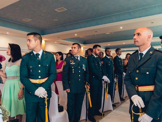 La boda de Omar y Eli en Palos De La Frontera, Huelva 121
