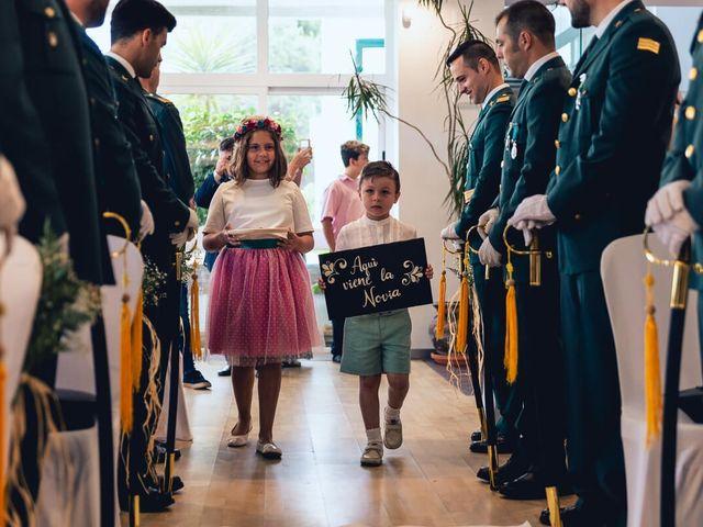 La boda de Omar y Eli en Palos De La Frontera, Huelva 126