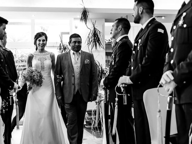 La boda de Omar y Eli en Palos De La Frontera, Huelva 129