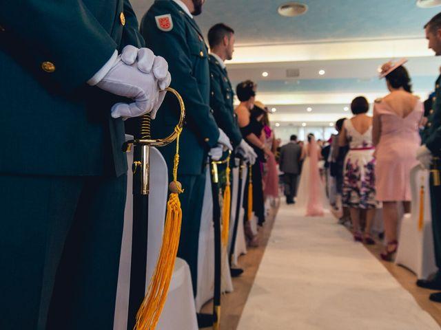 La boda de Omar y Eli en Palos De La Frontera, Huelva 130