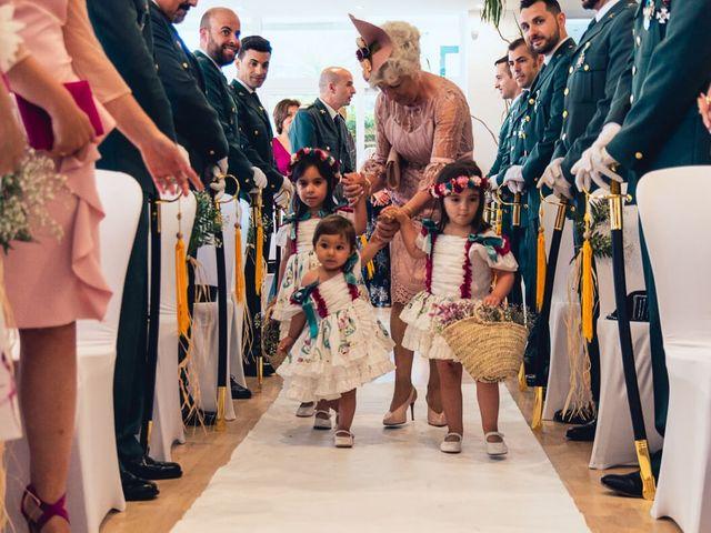 La boda de Omar y Eli en Palos De La Frontera, Huelva 133