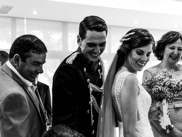 La boda de Omar y Eli en Palos De La Frontera, Huelva 135