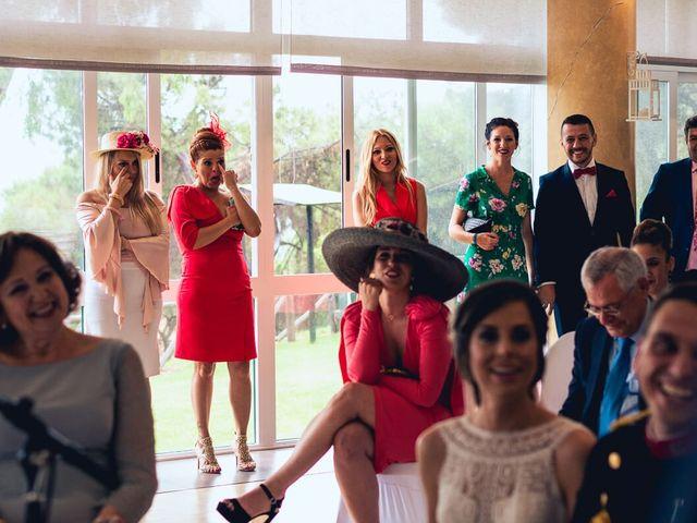 La boda de Omar y Eli en Palos De La Frontera, Huelva 143