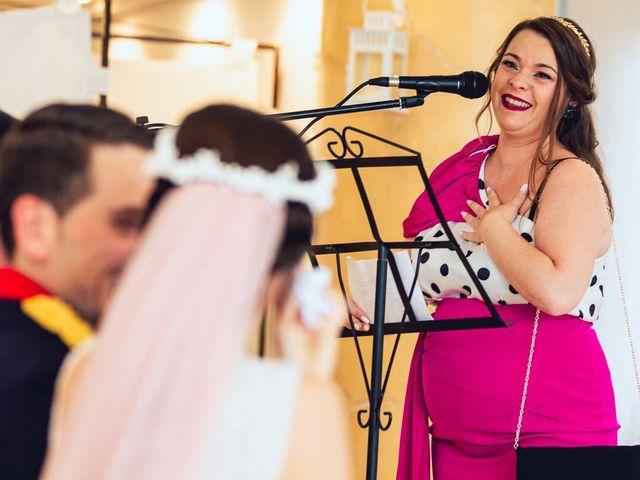 La boda de Omar y Eli en Palos De La Frontera, Huelva 155