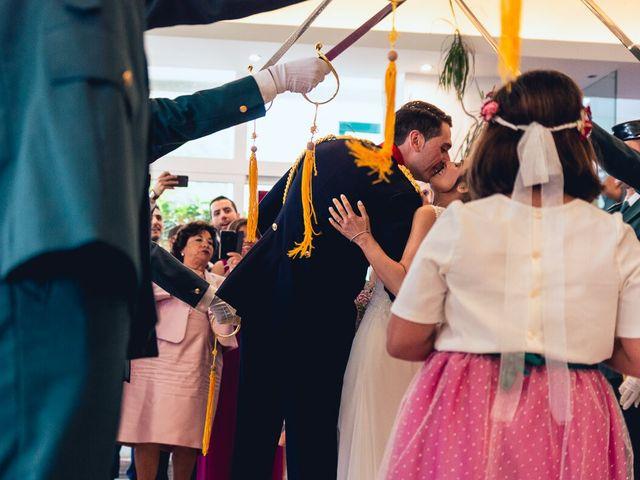 La boda de Omar y Eli en Palos De La Frontera, Huelva 182