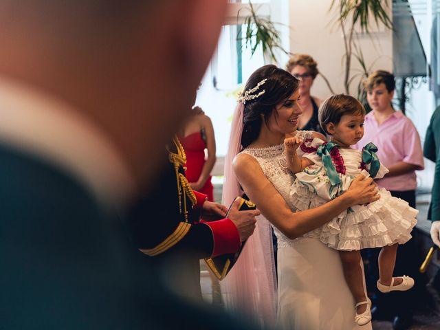 La boda de Omar y Eli en Palos De La Frontera, Huelva 185
