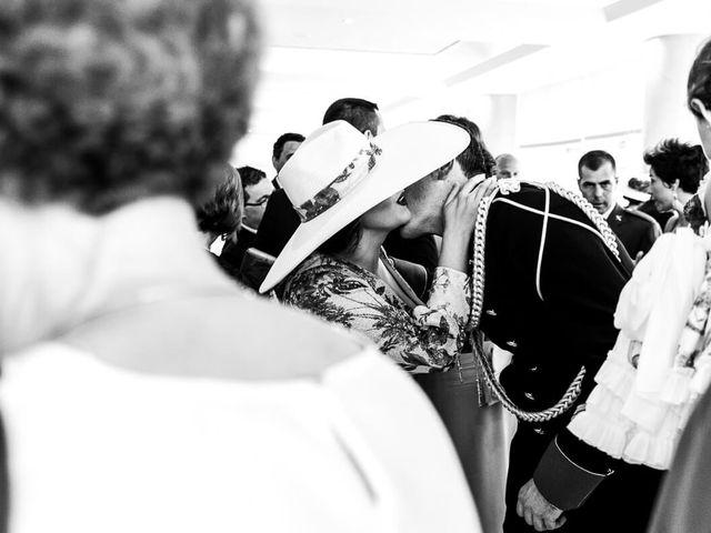 La boda de Omar y Eli en Palos De La Frontera, Huelva 192
