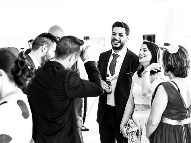 La boda de Omar y Eli en Palos De La Frontera, Huelva 213