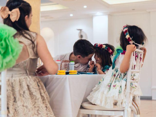 La boda de Omar y Eli en Palos De La Frontera, Huelva 228