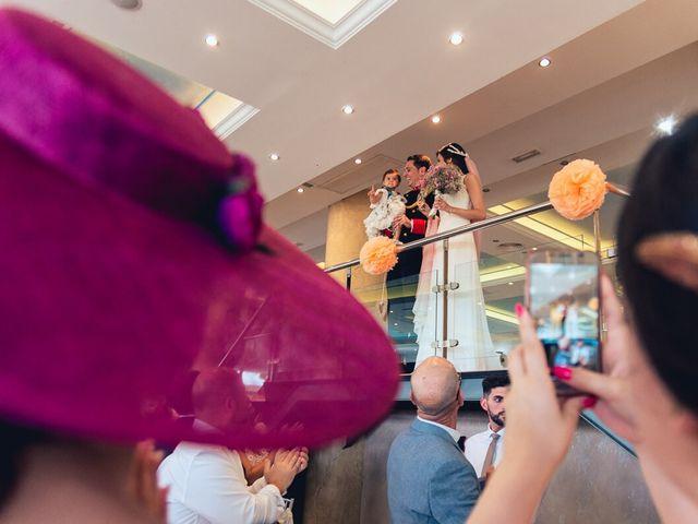 La boda de Omar y Eli en Palos De La Frontera, Huelva 232
