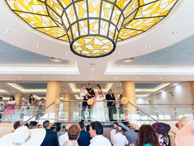 La boda de Omar y Eli en Palos De La Frontera, Huelva 234