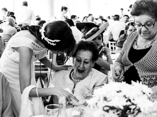 La boda de Omar y Eli en Palos De La Frontera, Huelva 257