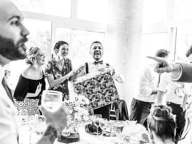 La boda de Omar y Eli en Palos De La Frontera, Huelva 291