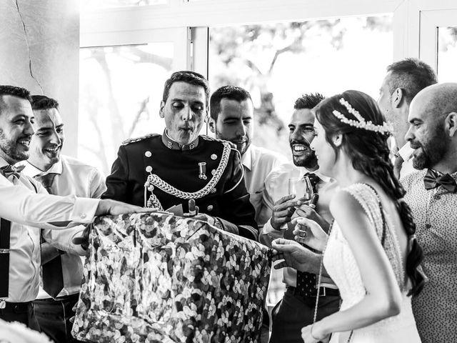 La boda de Omar y Eli en Palos De La Frontera, Huelva 300
