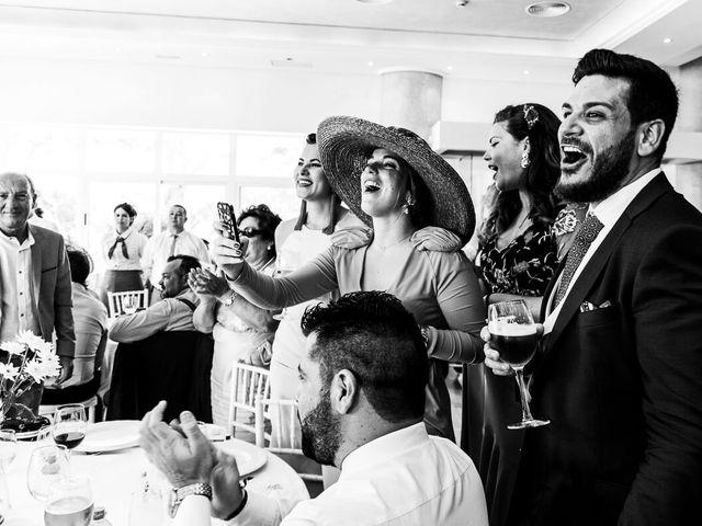 La boda de Omar y Eli en Palos De La Frontera, Huelva 306