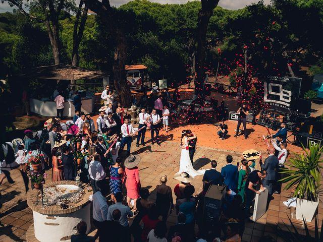La boda de Omar y Eli en Palos De La Frontera, Huelva 317