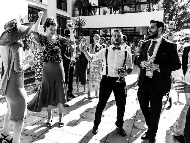 La boda de Omar y Eli en Palos De La Frontera, Huelva 335