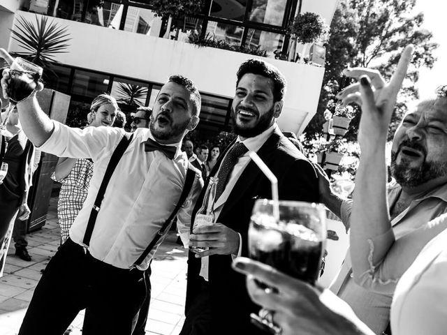 La boda de Omar y Eli en Palos De La Frontera, Huelva 336