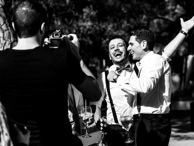 La boda de Omar y Eli en Palos De La Frontera, Huelva 340