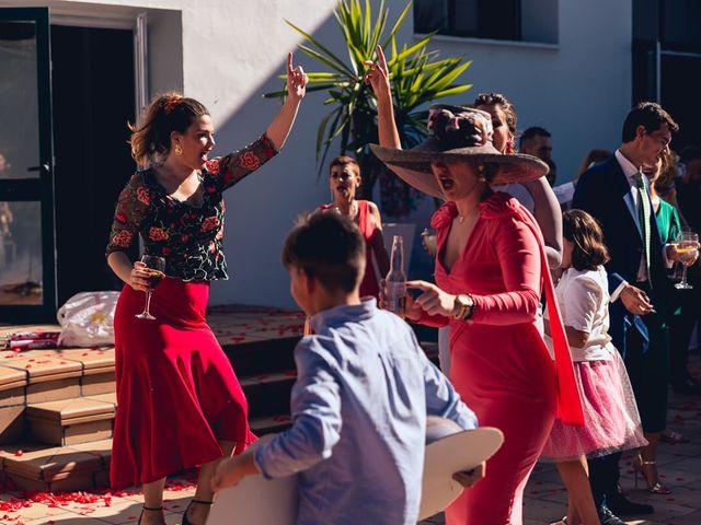 La boda de Omar y Eli en Palos De La Frontera, Huelva 341