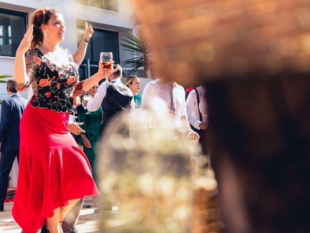 La boda de Omar y Eli en Palos De La Frontera, Huelva 347