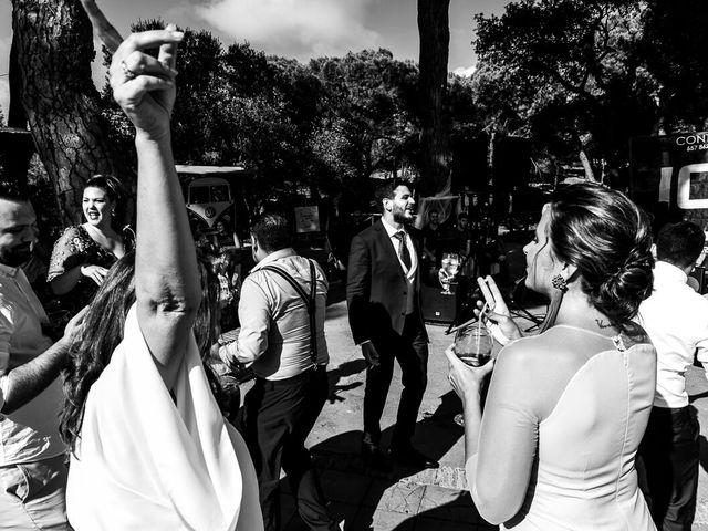 La boda de Omar y Eli en Palos De La Frontera, Huelva 350