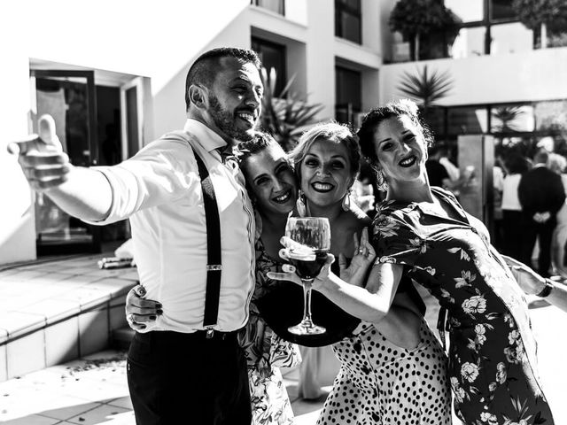 La boda de Omar y Eli en Palos De La Frontera, Huelva 352