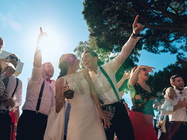 La boda de Omar y Eli en Palos De La Frontera, Huelva 363