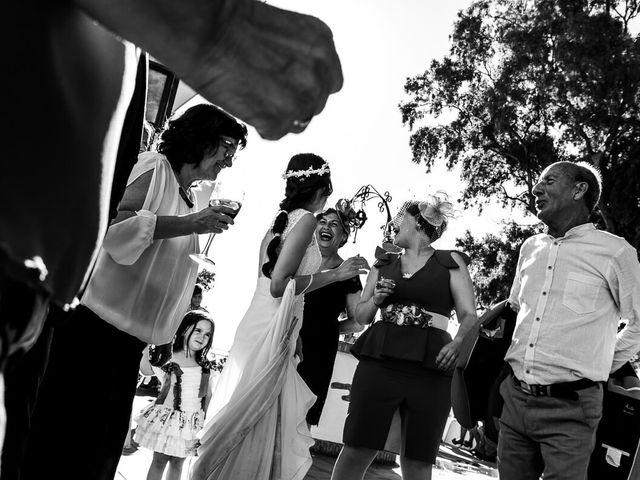 La boda de Omar y Eli en Palos De La Frontera, Huelva 368
