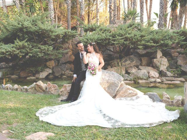 La boda de Fedora y Alejandro