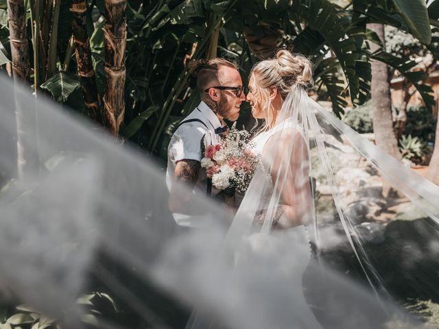 La boda de Annie y Jack