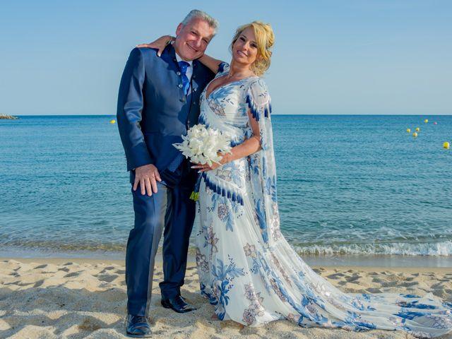 La boda de Joan y Azucena
