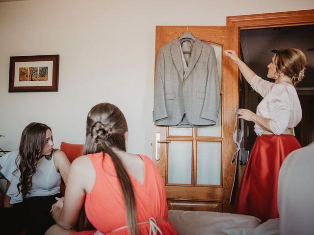 La boda de Marcos y Ghislaine en Barbastro, Huesca 1