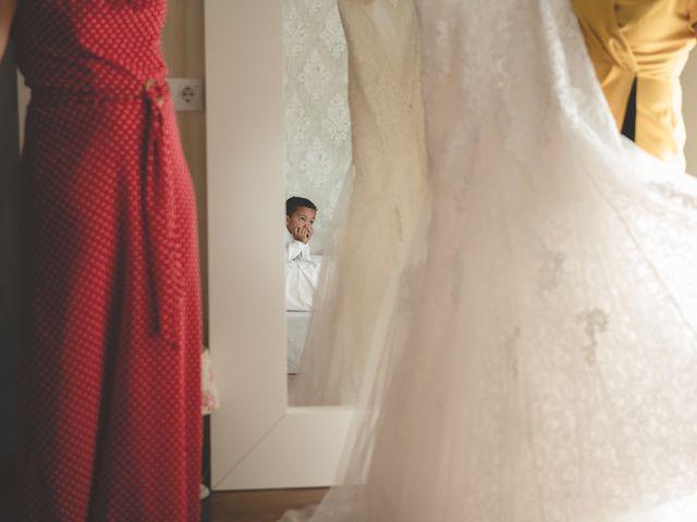 La boda de Marcos y Ghislaine en Barbastro, Huesca 8