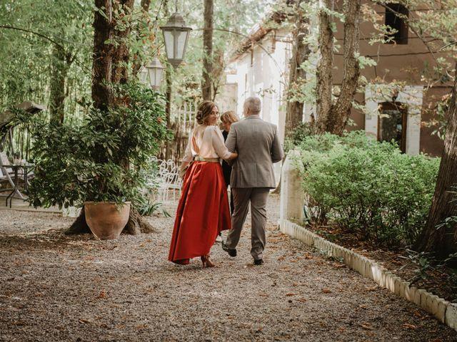 La boda de Marcos y Ghislaine en Barbastro, Huesca 12
