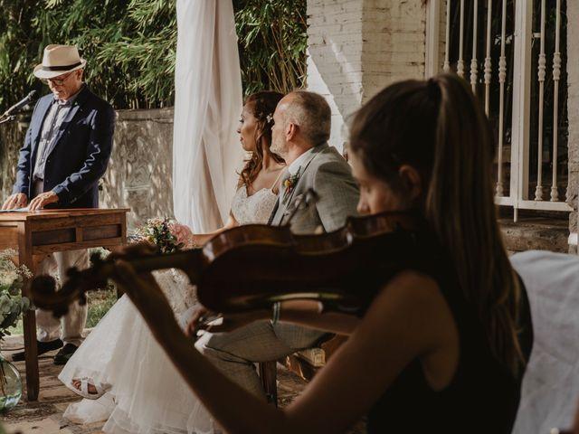 La boda de Marcos y Ghislaine en Barbastro, Huesca 14