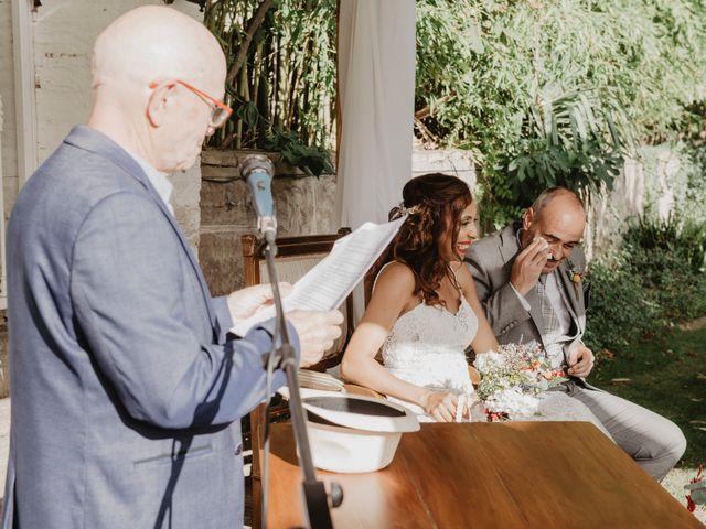 La boda de Marcos y Ghislaine en Barbastro, Huesca 16