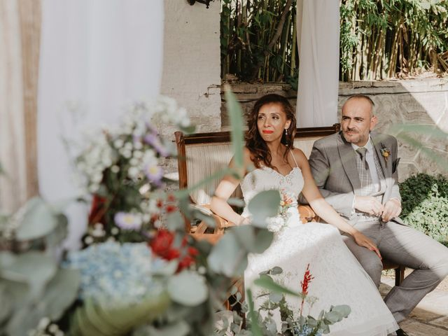 La boda de Marcos y Ghislaine en Barbastro, Huesca 17