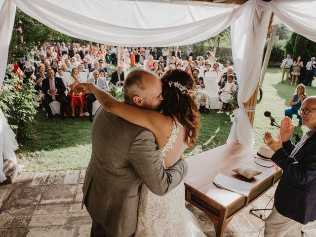 La boda de Marcos y Ghislaine en Barbastro, Huesca 18