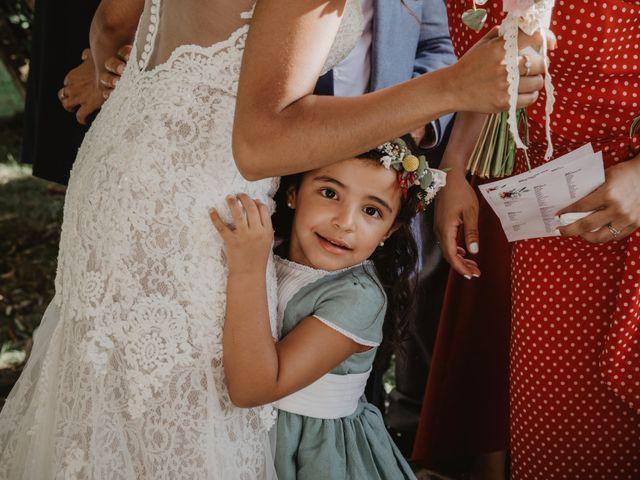 La boda de Marcos y Ghislaine en Barbastro, Huesca 19