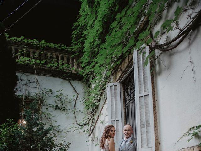 La boda de Marcos y Ghislaine en Barbastro, Huesca 22