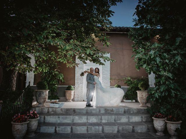 La boda de Marcos y Ghislaine en Barbastro, Huesca 23