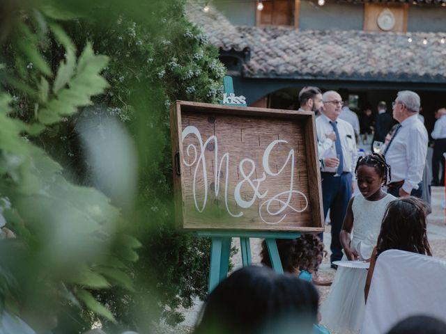 La boda de Marcos y Ghislaine en Barbastro, Huesca 25
