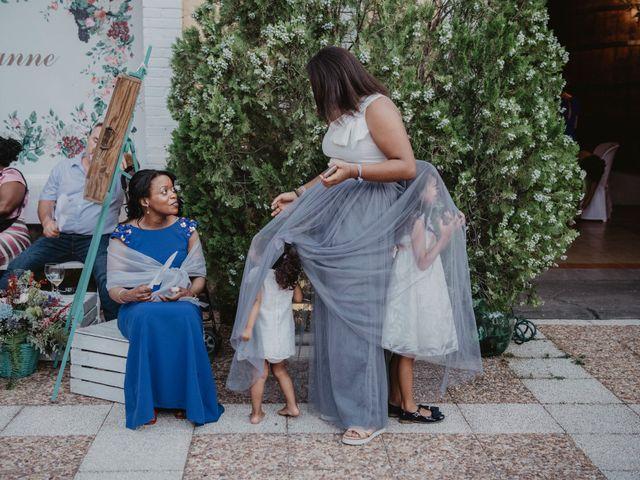 La boda de Marcos y Ghislaine en Barbastro, Huesca 27